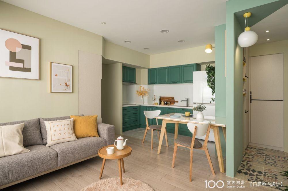 4個老屋翻新案例,帶你了解裝潢必知重點