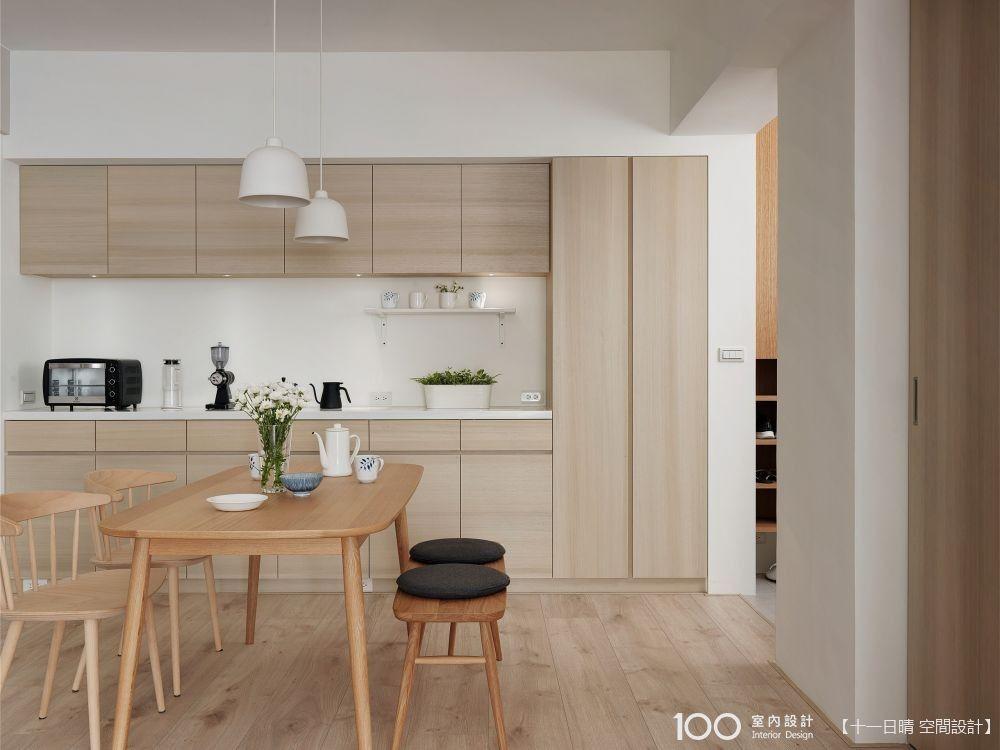 木作少、裝飾少、家具也少!無印風這樣裝潢有夠省