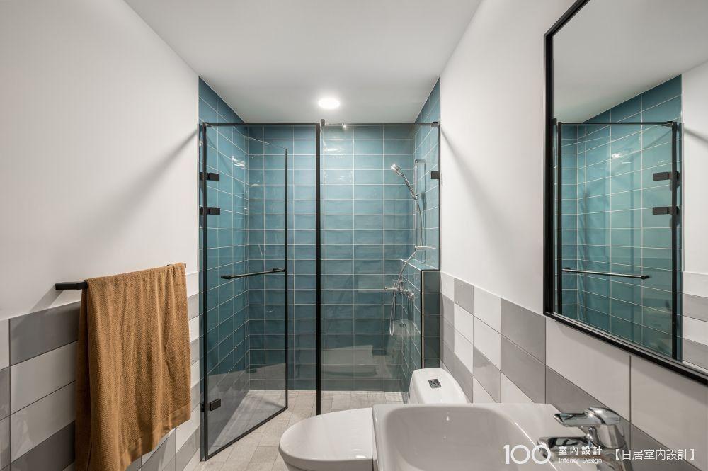 淋浴拉門裝潢重點整理!做對了浴室好清不卡垢