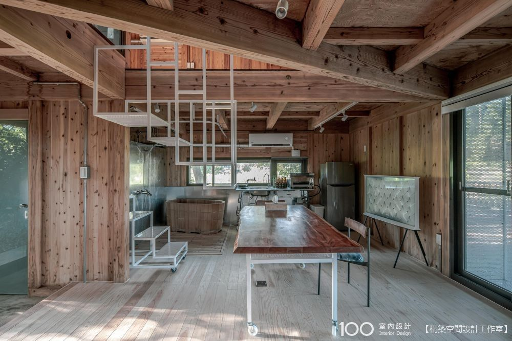 自己的房子自己蓋!離塵不離城小木屋從無到有全紀錄