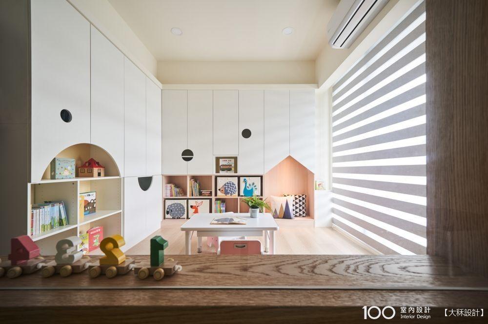 櫃體變樂園!小錢打造親子房的設計關鍵