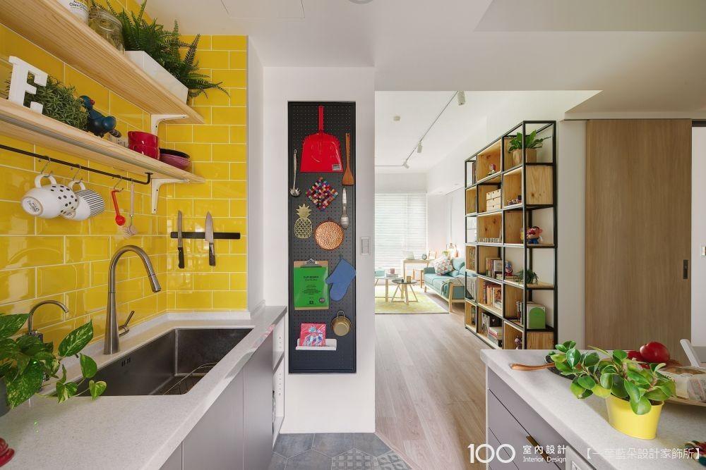 想拯救小坪數廚房?不能不做的收納關鍵