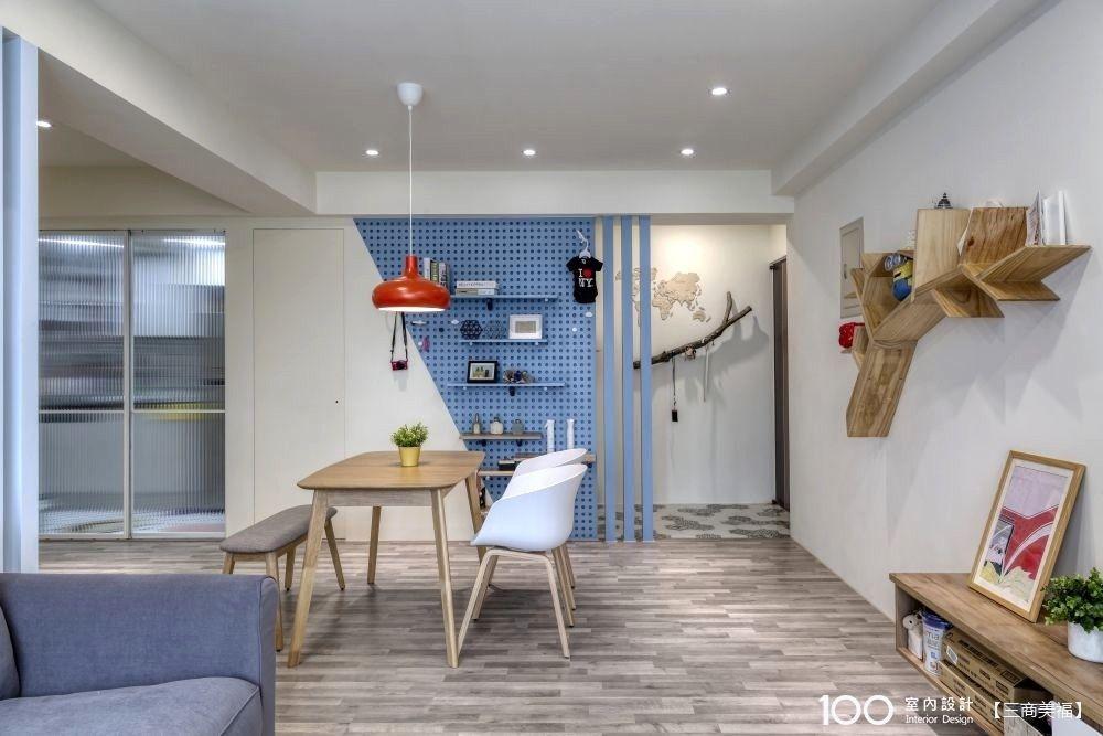 【設計師談設計】將10年中古屋變身夢想北歐風!打造22坪理想收納美宅