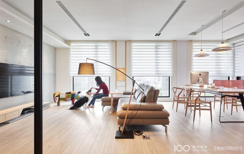 磁磚、超耐磨木地板、塑膠地磚、水泥粉光地板比一比,哪個最適合你?