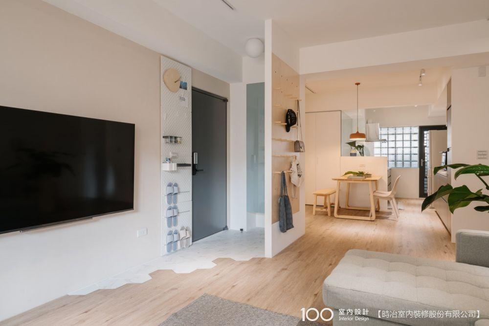 【家具清單】玄關免裝潢!用IKEA配件把出入空間變好用