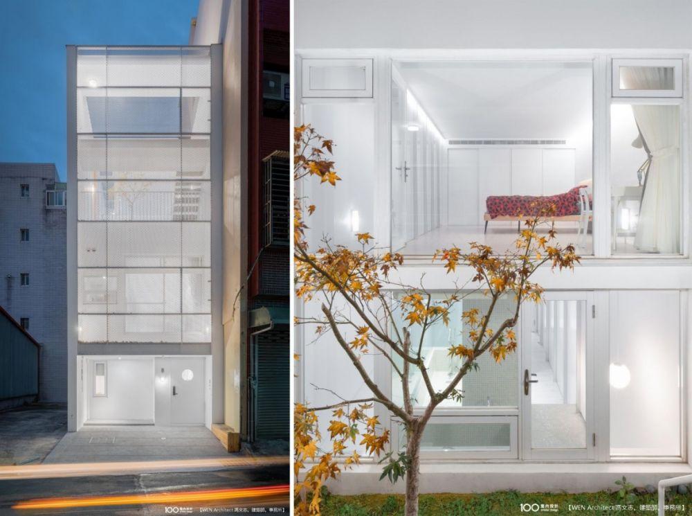 陽光綠地超療癒!我的自地自建透白美宅建築全紀錄