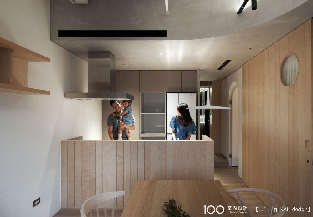 【開箱】超越15坪的空間感,我們的小宅也有大機能