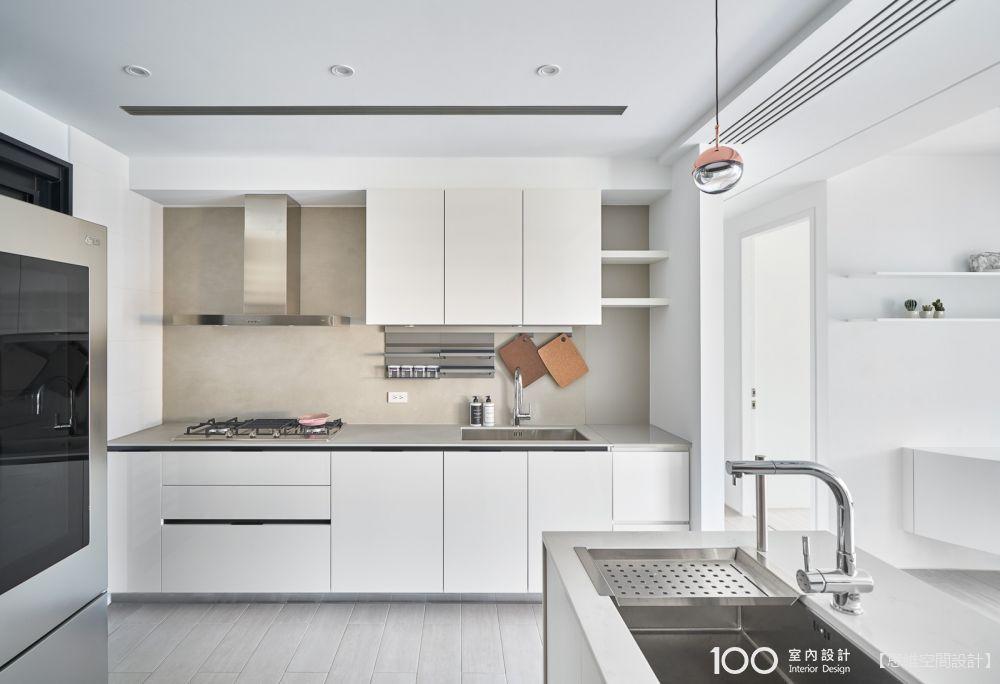 留意尺寸和高度,讓廚房吊櫃更好用!