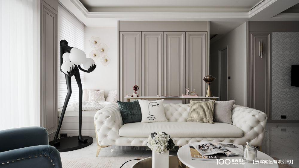 想要輕奢風的家?線板、大理石打造絕美高級感