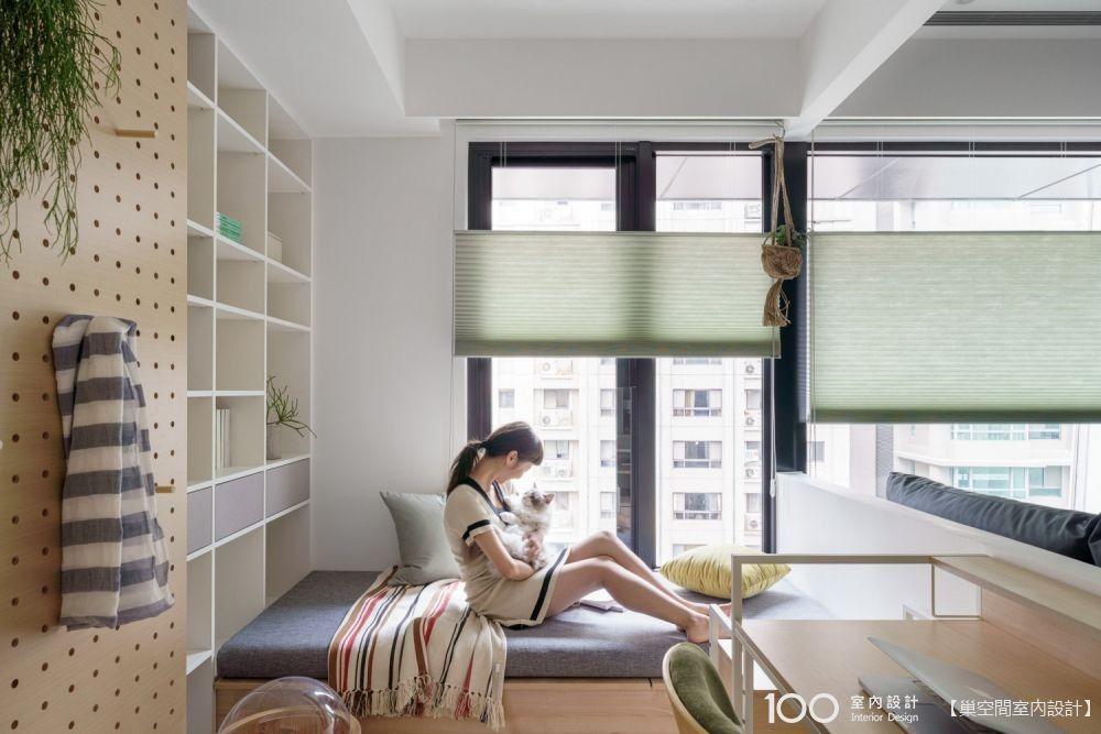 是書房也是客房的6個設計,小坪數多1房超好用!