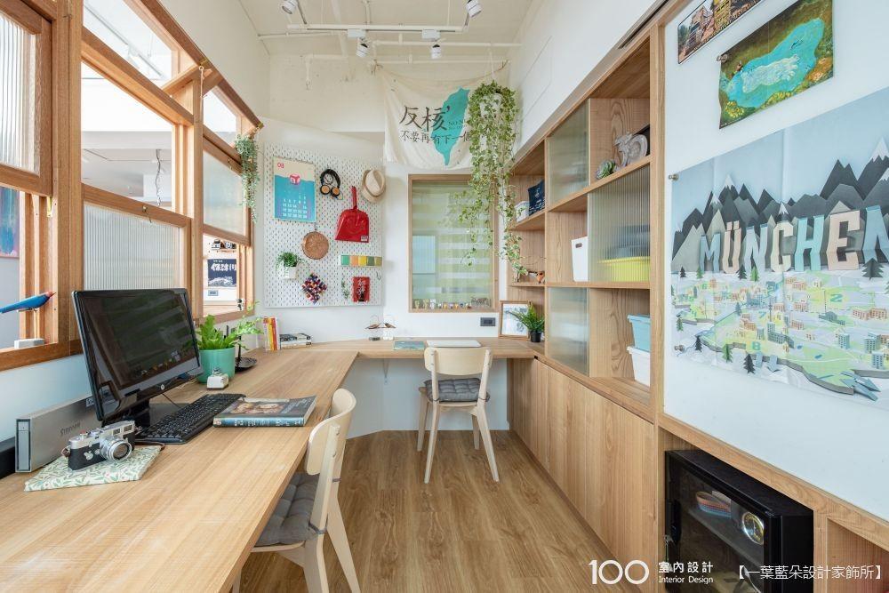 書房裝飾搭配這樣做,一秒打造療癒閱讀空間!