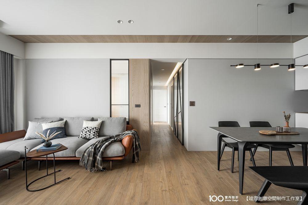 【開箱】現代風也可以很溫暖!最愛的木質x水泥元素在我家完美融合(附家具清單)