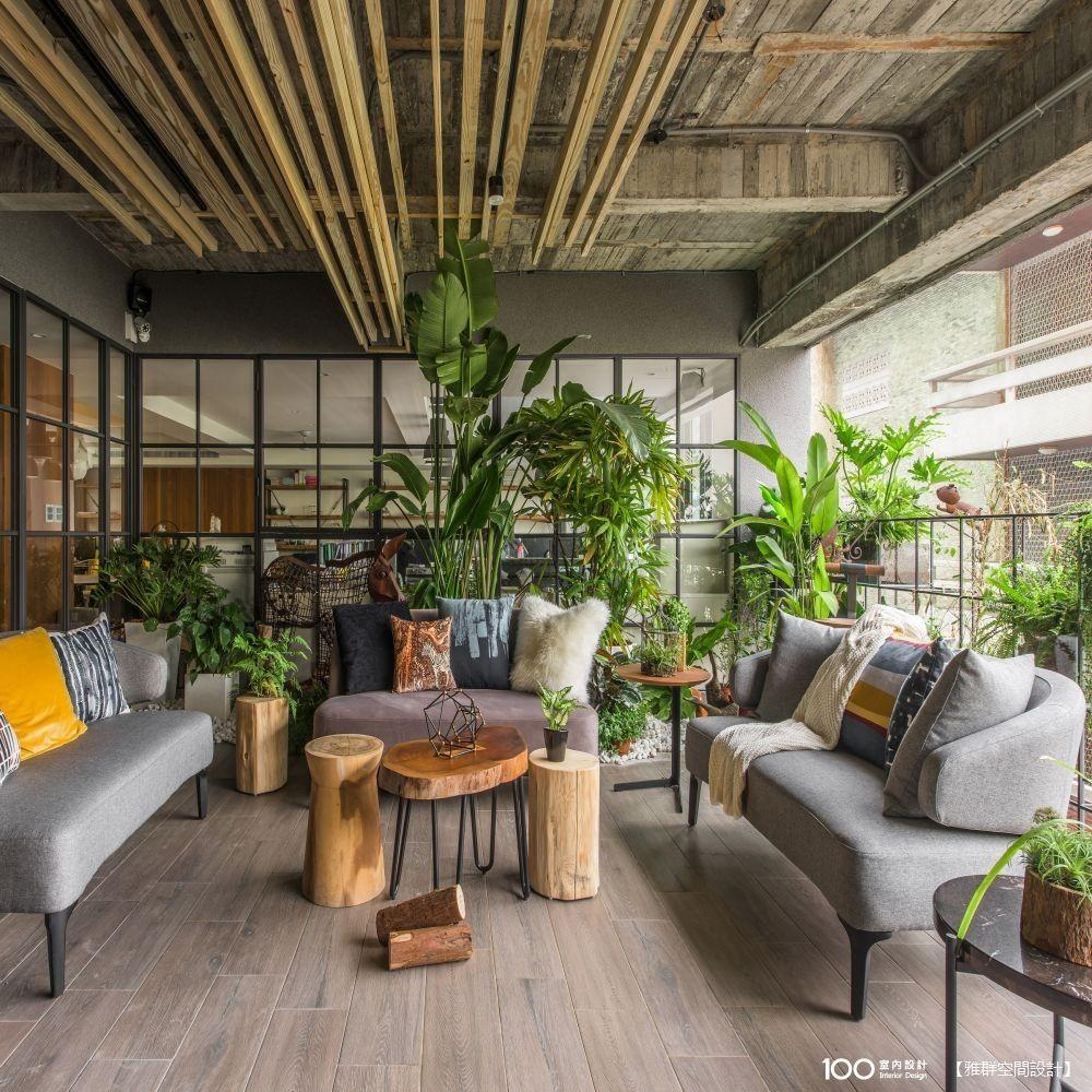 怎麼打造陽台休閒區?這5個IDEA告訴你