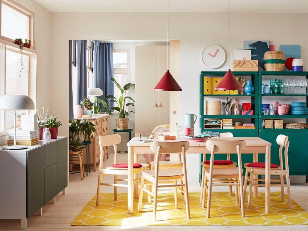 IKEA桌子推薦,可收納、伸縮、摺疊超方便!