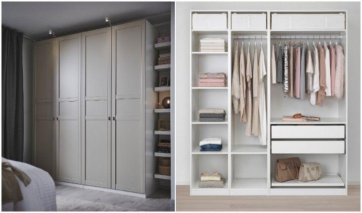 IKEA衣櫃推薦!平價好用的衣櫃這裡看