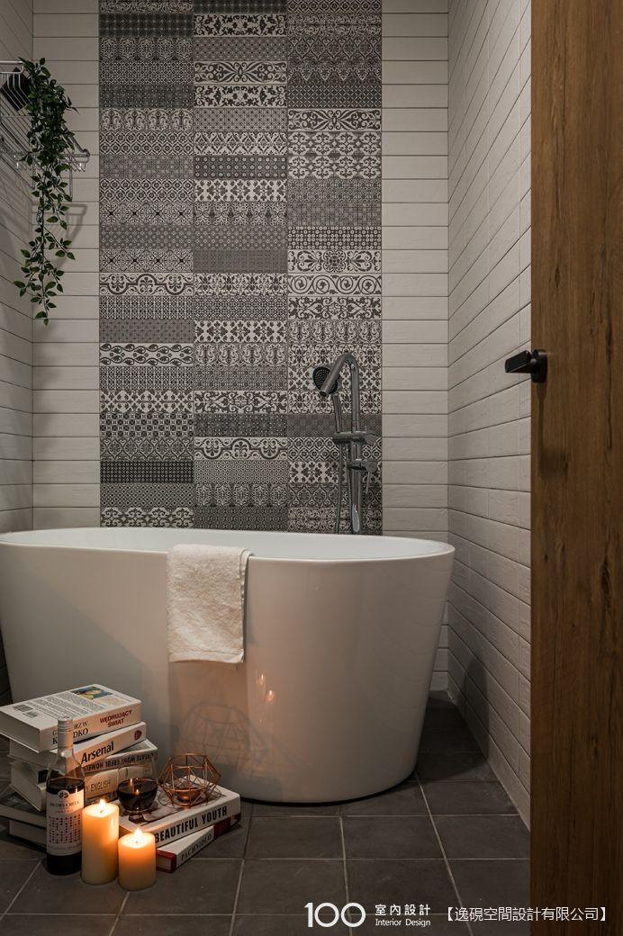 工業風衛浴