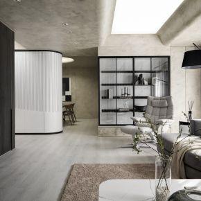 台中-KY House 現代風 新成屋