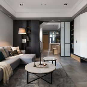 TH Residence 現代風 自地自建