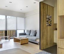 木質溫馨宅 - 混搭風 - 36-50坪