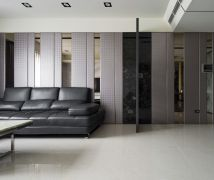 低調奢華,品味生活 - 現代風 - 36-50坪