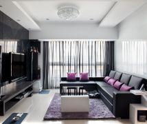 品味時尚 - 現代風 - 21-35坪