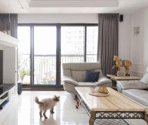 白色優雅新古典宅 - 古典風 - 36-50坪