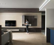 L室 - 現代風 - 10-20坪