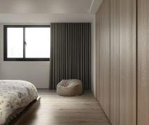 空間美學  松山-共伴生活 - 現代風 - 36-50坪