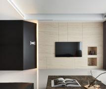 台中C宅 Taichung C Residence - 現代風 - 81坪以上