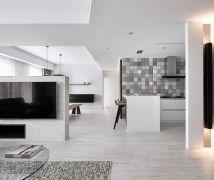 台中L宅 Taichung L Residence - 現代風 - 36-50坪