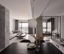 台中C宅 Taichung Chen Residence - 現代風 - 51-80坪