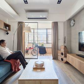 Daan Chou Apartment 02