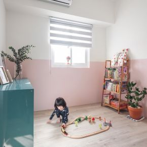 湛藍:Apartment Lai 日式風 老屋翻新