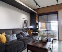 板橋T宅 - 現代風 - 10-20坪