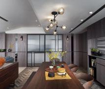 新莊W宅 - 現代風 - 51-80坪