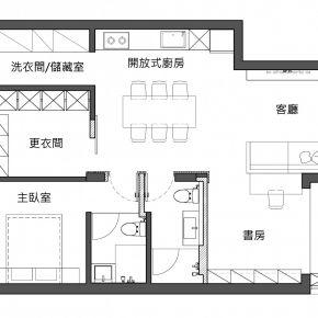 簡約Loft美式小公寓