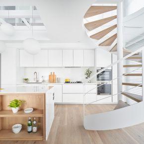 北歐Loft 雙層公寓 混搭風 新成屋