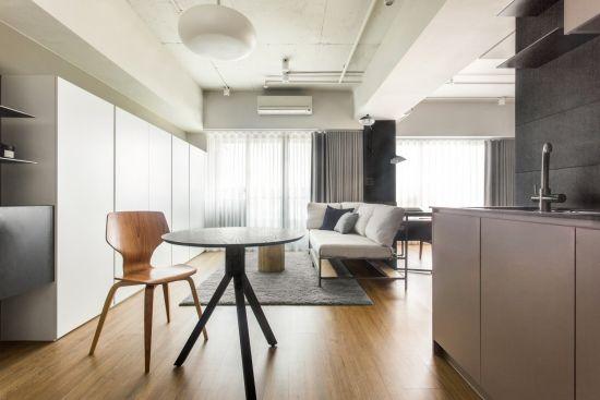 永和c宅 - 現代風 - 10-20坪