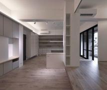 大安X宅 - 現代風 - 21-35坪