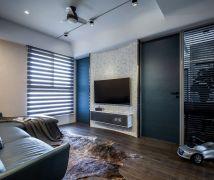 打造完美現代風個性親子宅 - 現代風 - 10-20坪