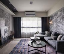 聯上世界四房 - 現代風 - 36-50坪