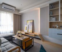 聯上世界三房 - 現代風 - 21-35坪