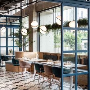 溫叨Caf'e & Dinning 現代風 中古屋