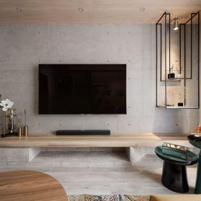 三發匯世界 北歐輕工業現代宅 混搭風 新成屋