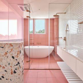 粉紅貓屋 Cat's Pink House 現代風 新成屋