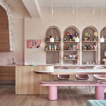 粉紅貓屋 Cat's Pink House