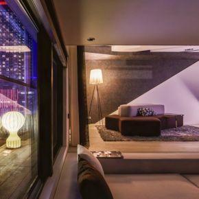 漂浮的城市 現代風 新成屋