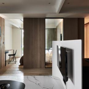富富話合D房型 現代風 新成屋