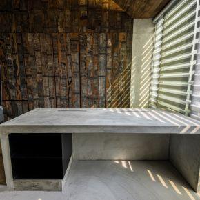 防空洞 工業風 新成屋