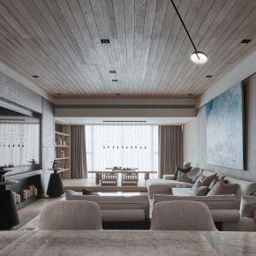 壹號湖畔-人文雅緻江景大宅 現代風 新成屋